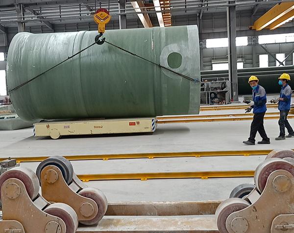 20吨无轨车现场视频
