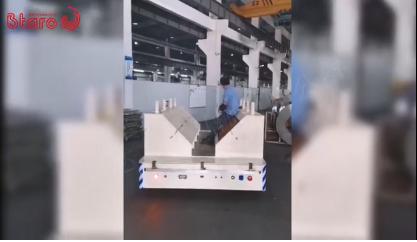 30吨锂电池无轨转运车