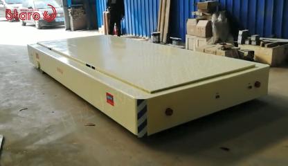 8吨锂电池无轨升降转运车