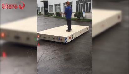 20吨锂电池轨道转运车