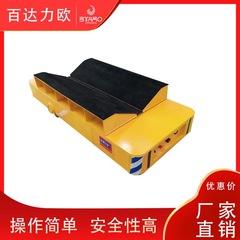 5吨锂电池V型架无轨转运车