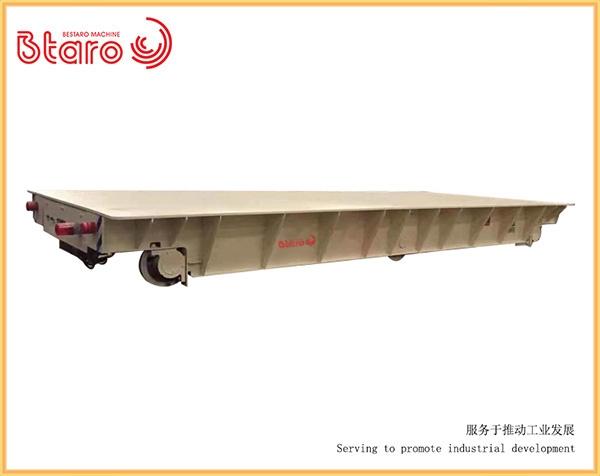 10吨电缆卷筒轨道车