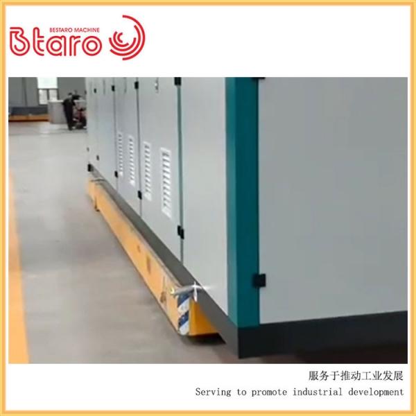 无轨平车集装、箱配电柜、电气柜运输